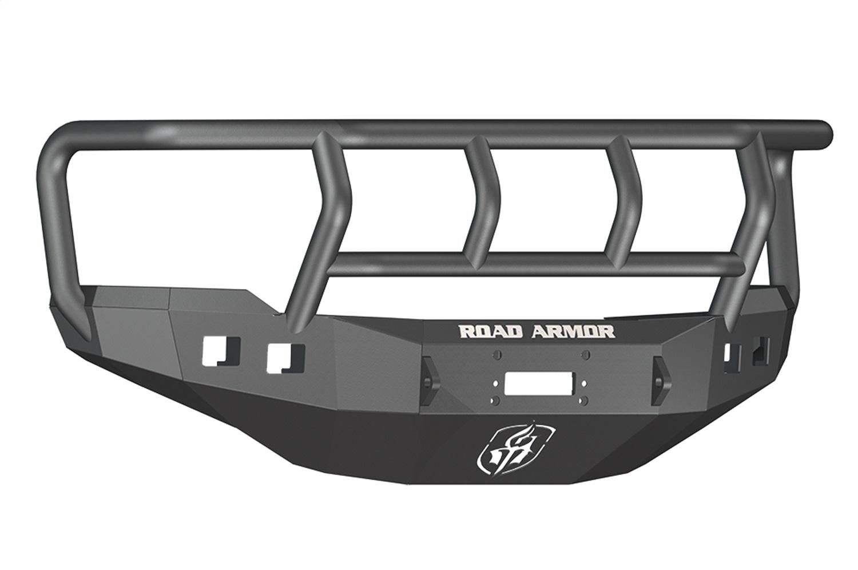 Road Armor 382R2B Stealth Winch Front Bumper