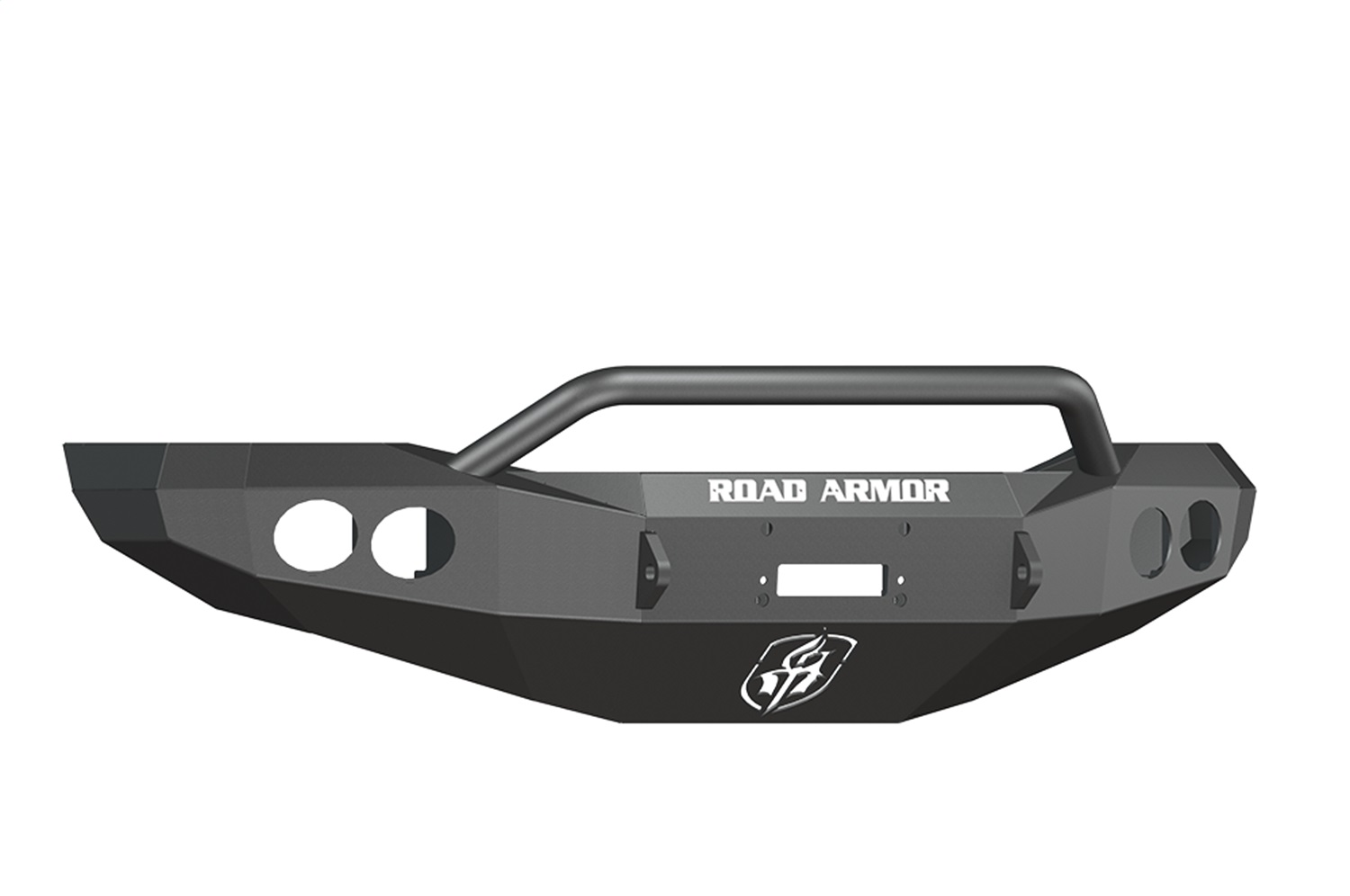 Road Armor 44064B Stealth Winch Front Bumper