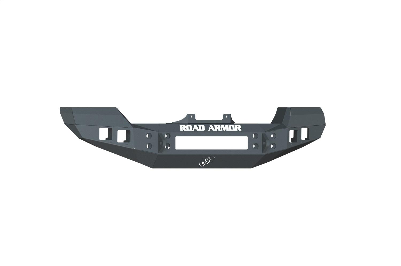 Road Armor 512R0B Stealth Winch Front Bumper Fits 07-17 Wrangler (JK)