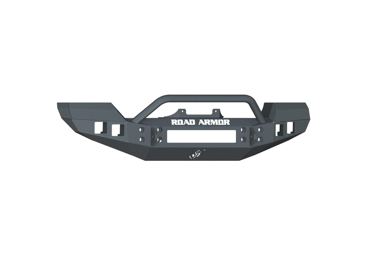 Road Armor 512R4B Stealth Winch Front Bumper Fits 07-17 Wrangler (JK)