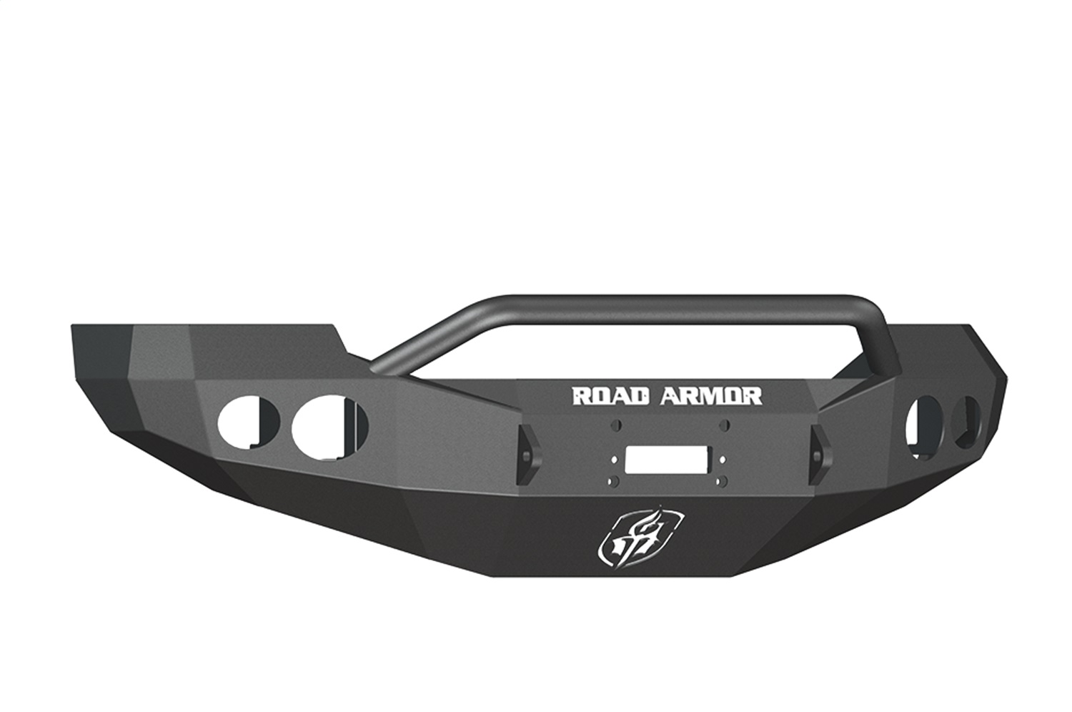 Road Armor 60504B Stealth Winch Front Bumper
