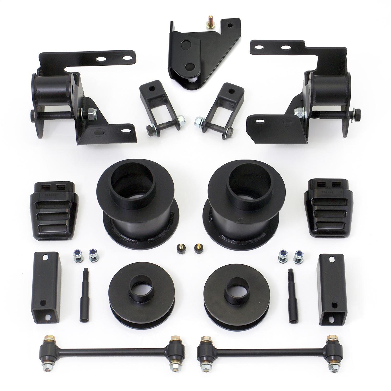 SSTr Lift Kit, 4.5 in. Front/2.5 in. Rear Lift, w/Track Bar Bracket