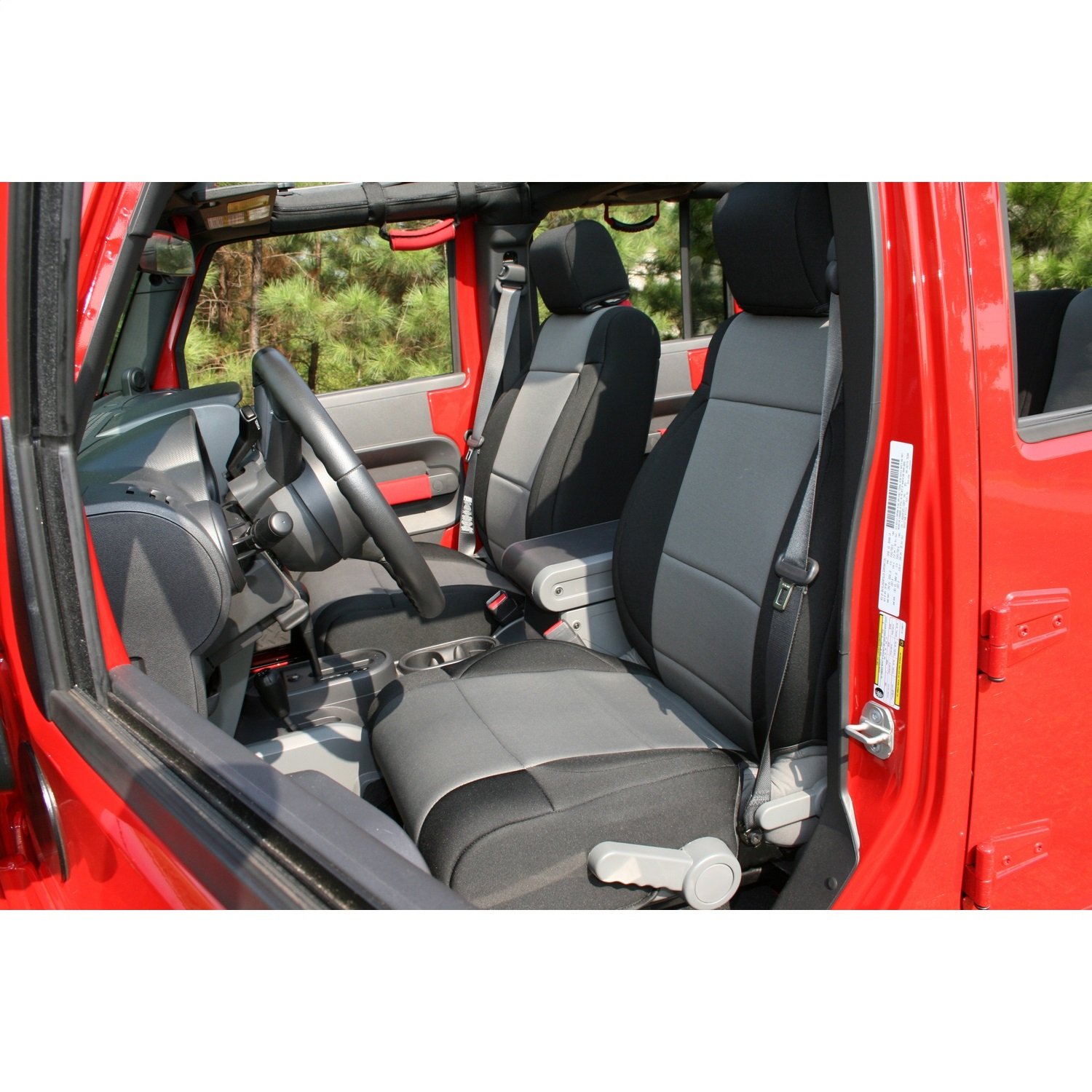 Rugged Ridge 13214.09 Seat Protector