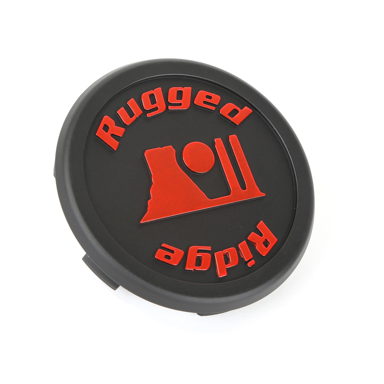 Rugged Ridge 15303.94 Center Cap Fits 07-18 Wrangler (JK)