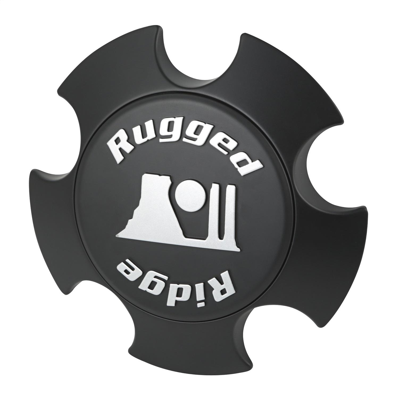 Rugged Ridge 15305.51 XHD Wheel Center Cap Fits 07-18 Wrangler (JK)
