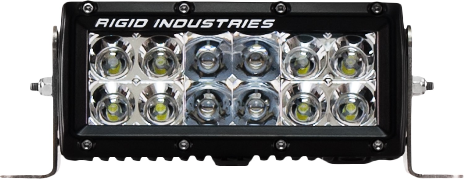 Rigid Industries 106322 E-Series 10 Deg. Spot/20 Deg. Flood Combo LED Light