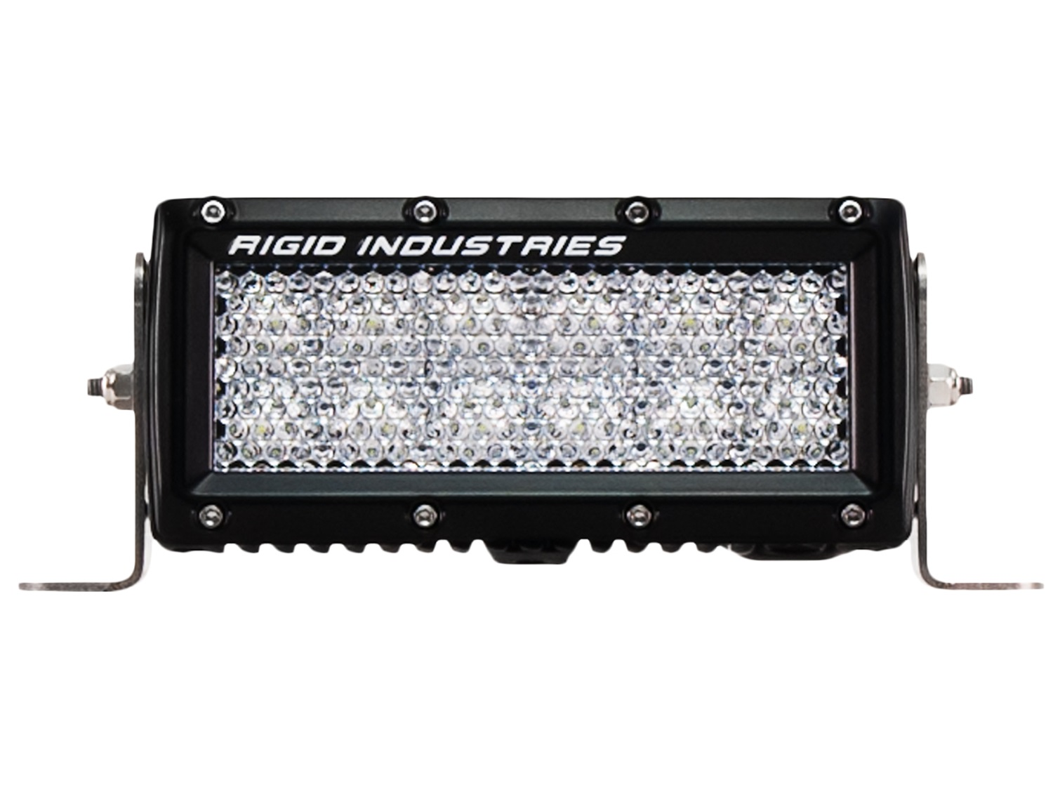 Rigid Industries 106512 E-Series 60 Deg. Diffusion LED Light