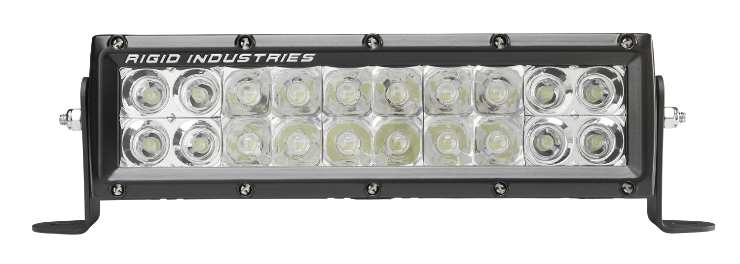 Rigid Industries 110312EM E-Series E-Mark Spot/Flood Combo Light