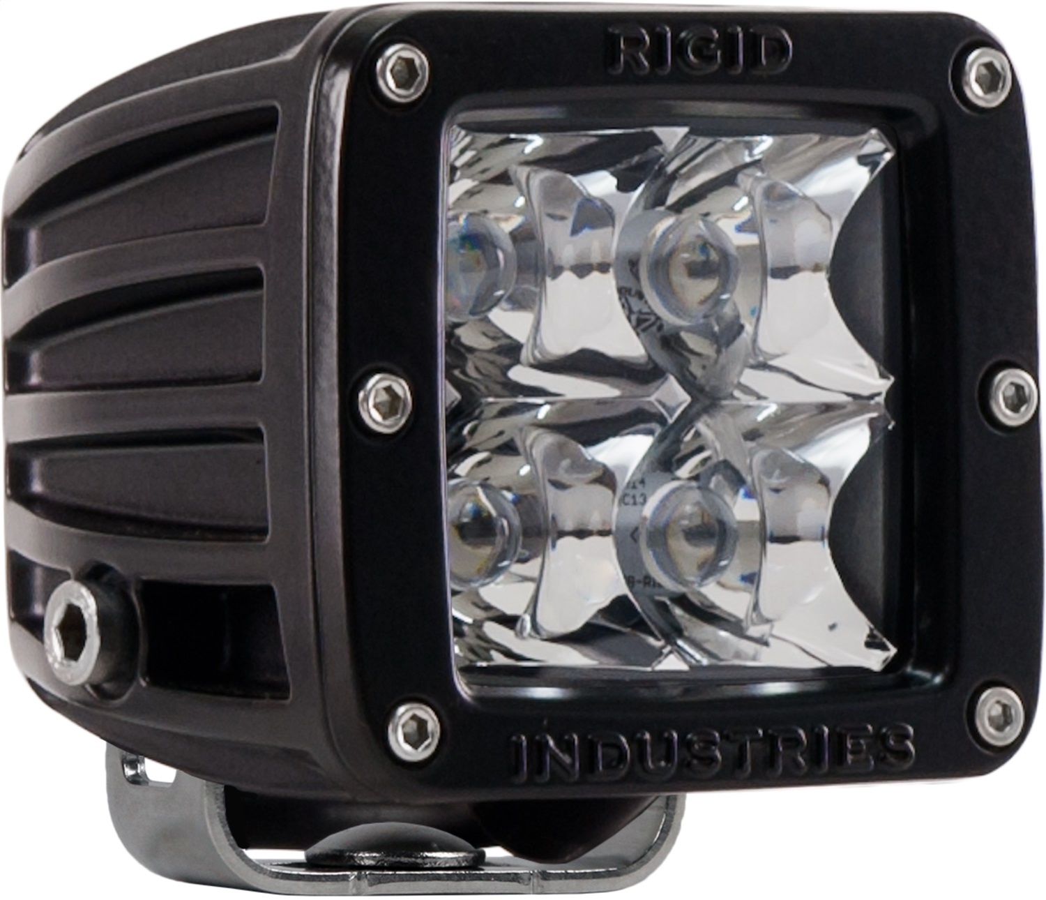 Rigid Industries 20121 D-Series Dually 10 Deg. Spot LED Light