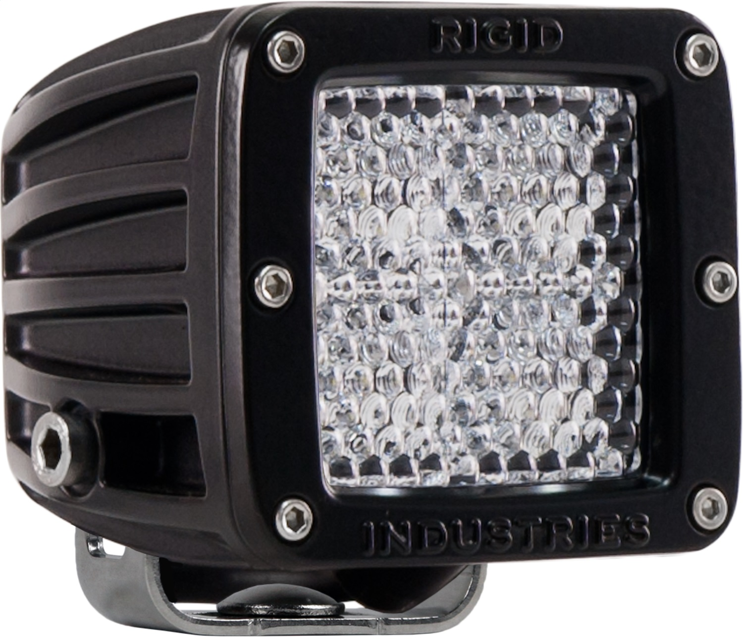 Rigid Industries 20151 D-Series Dually 60 Deg. Diffusion LED Light