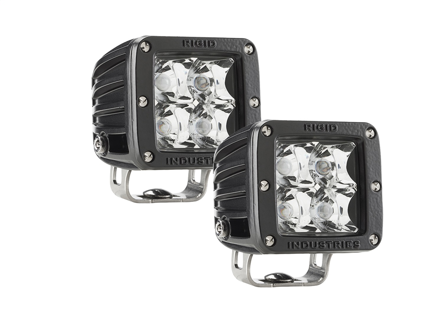 Rigid Industries 20221EM E-Series E-Mark Certified Spot Light