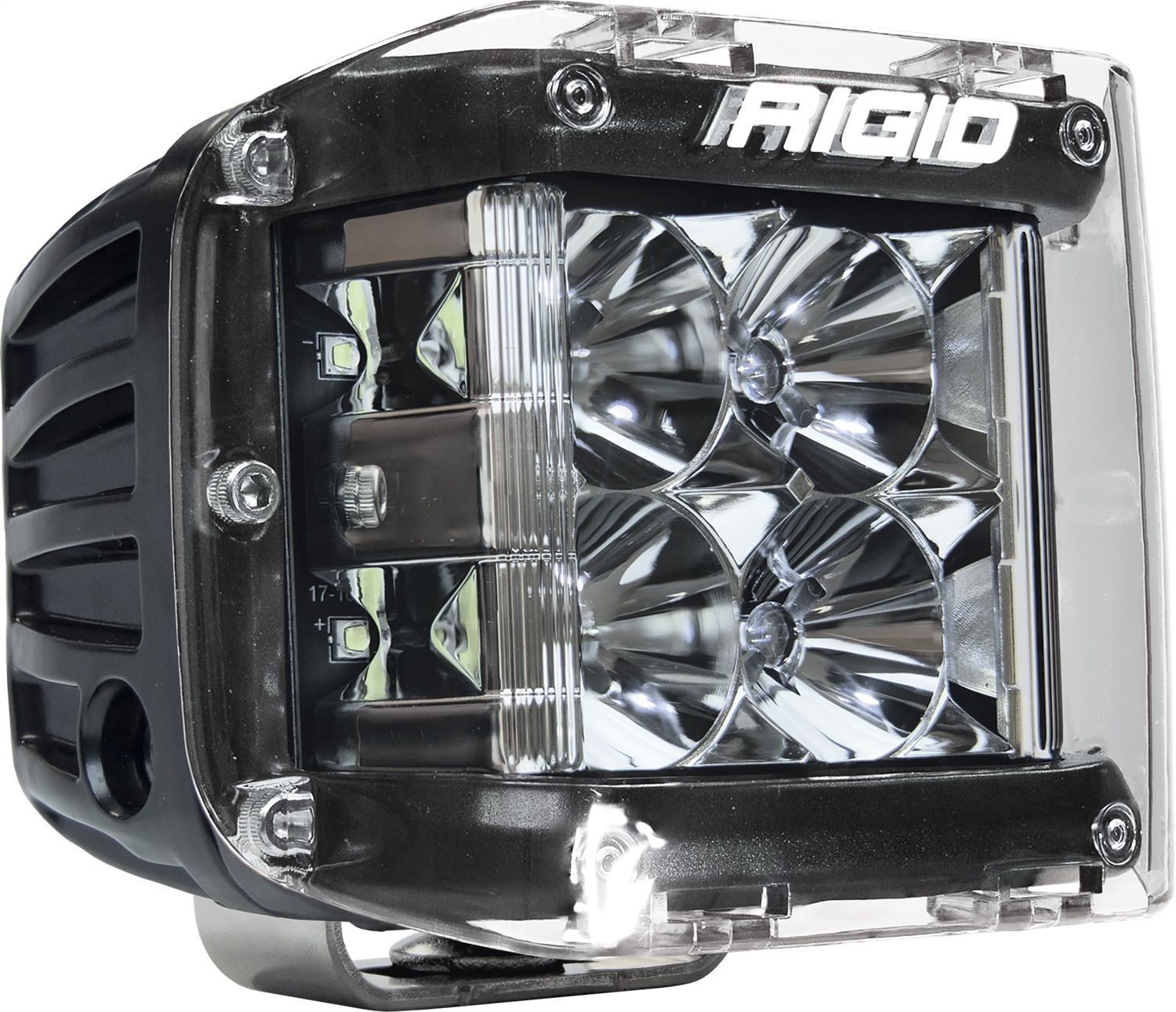 Rigid Industries 32182 Dually Side Shooter Series Cover
