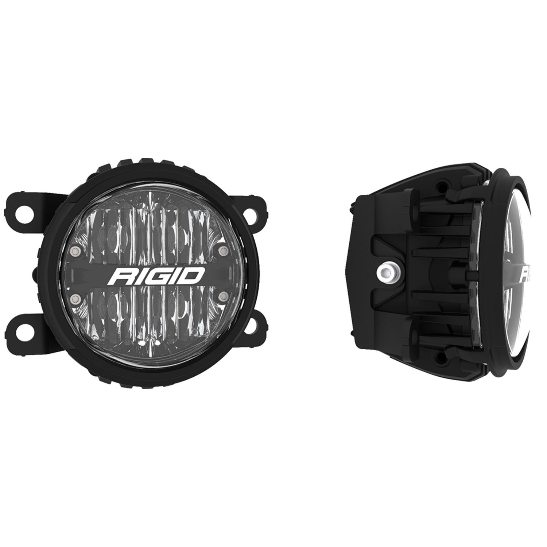 Rigid Industries 37113 360-Series Fog Light Fits 13-18 BRZ WRX STI