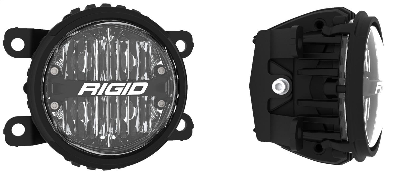 Rigid Industries 37112 360-Series Fog Light Fits 13-18 BRZ WRX STI