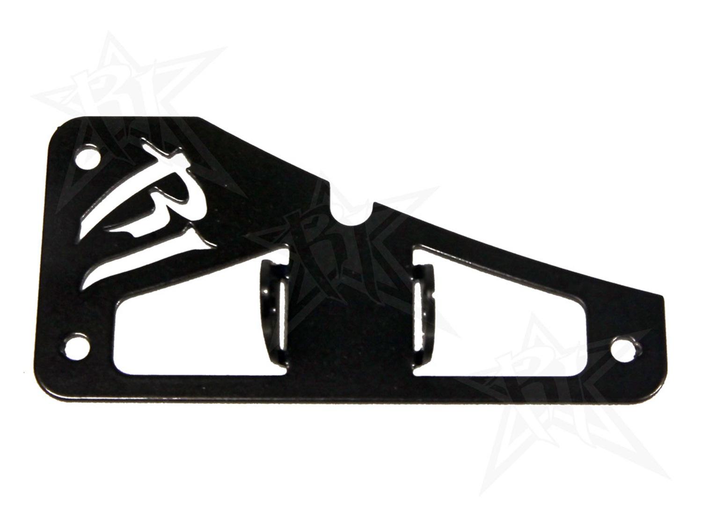 Rigid Industries 40311 SR-Series SR-M Tail Light Kit Fits 07-18 Wrangler (JK)