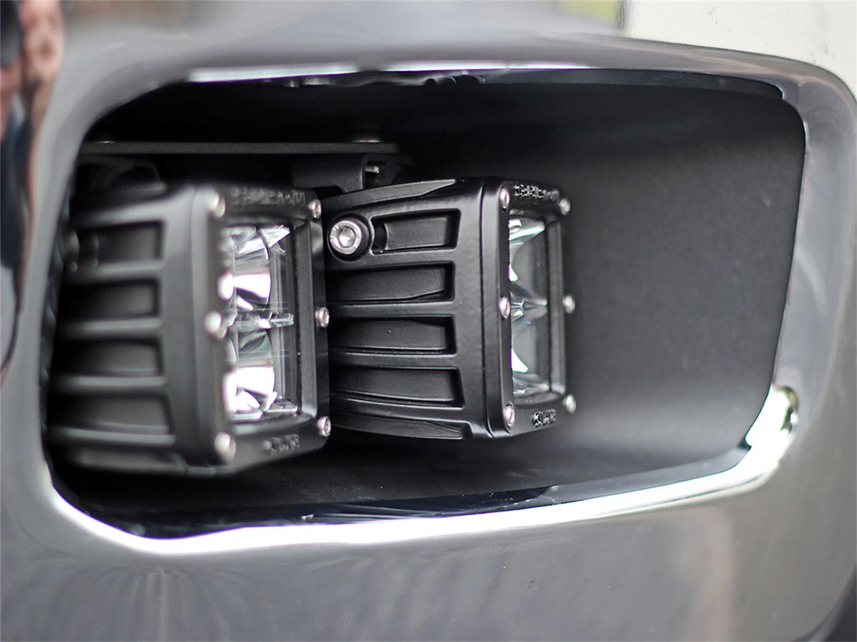 Rigid Industries 40338 D Series Led Fog Light Kit Ebay