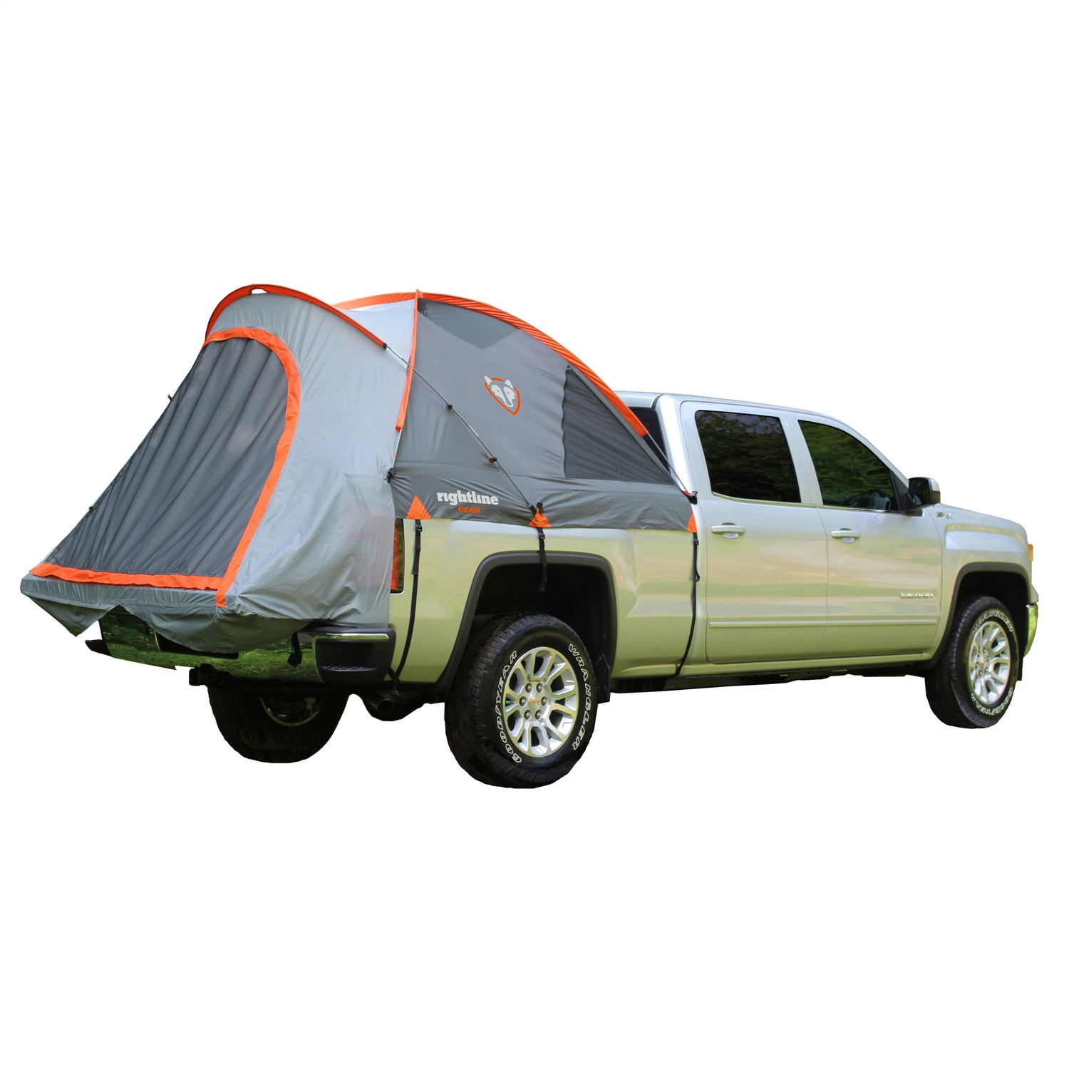 Rightline Gear 110766 Truck Bed Tent Fits 15-20 Canyon Colorado Gladiator Ranger