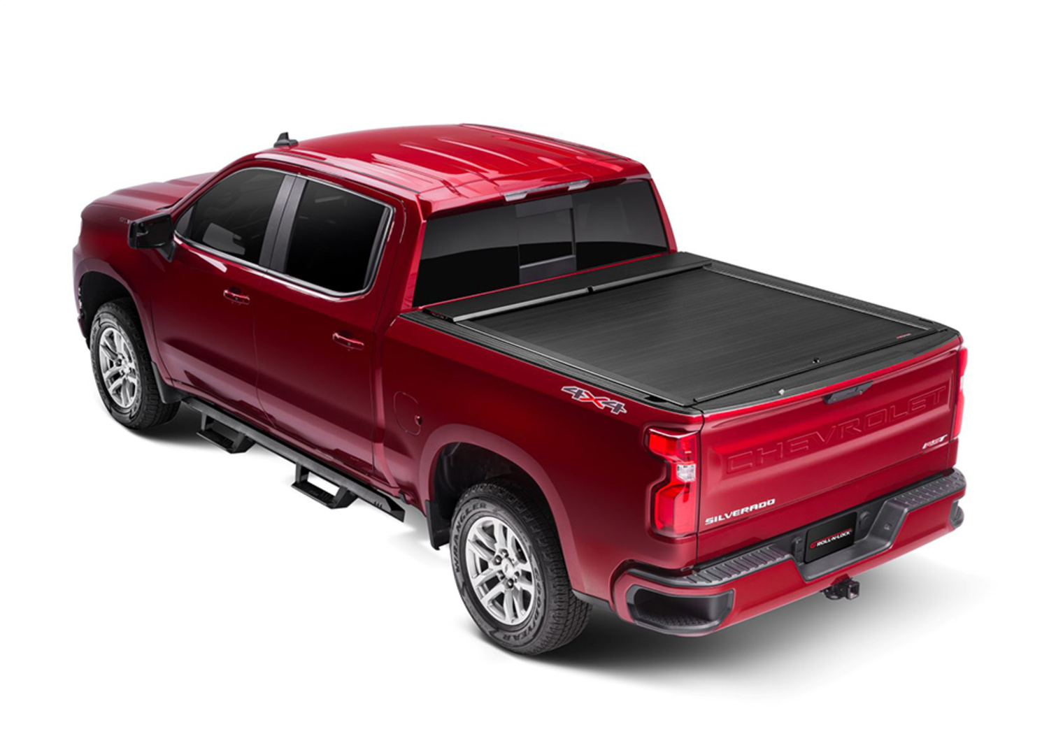 Roll-N-Lockr A-Series Truck Bed Cover