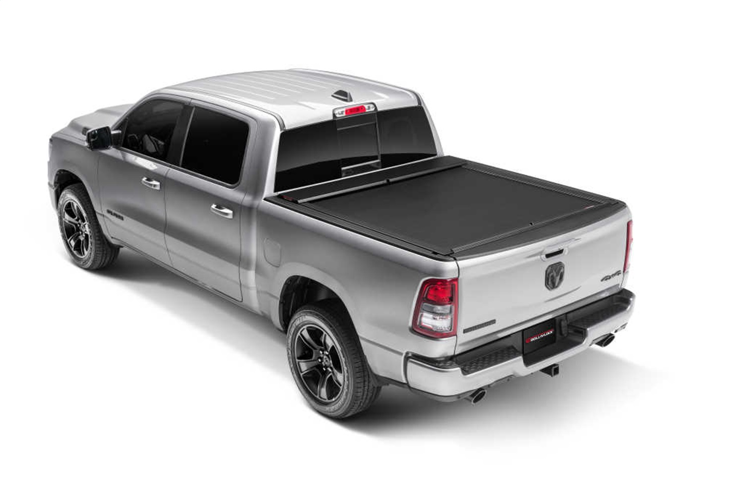 Roll-N-Lockr A-Series Truck Bed Cover, Excludes Beds w/Rambox Cargo Management System