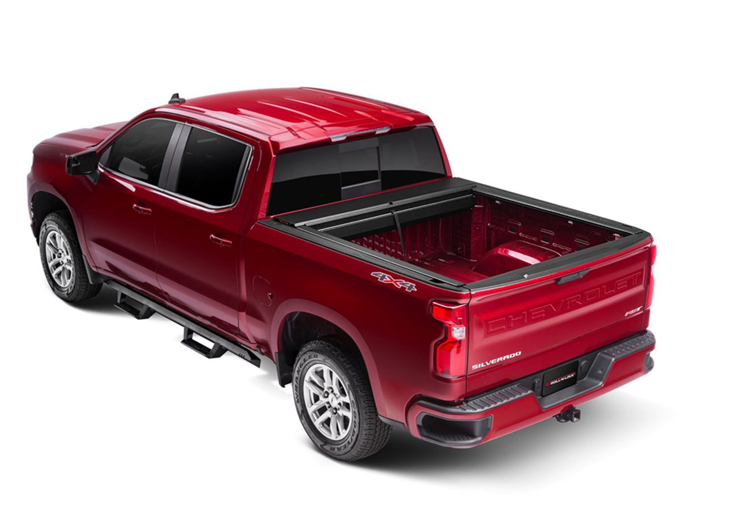 Roll-N-Lockr A-Series Truck Bed Cover, Will Not Fit Models w/Carbon Pro Bed