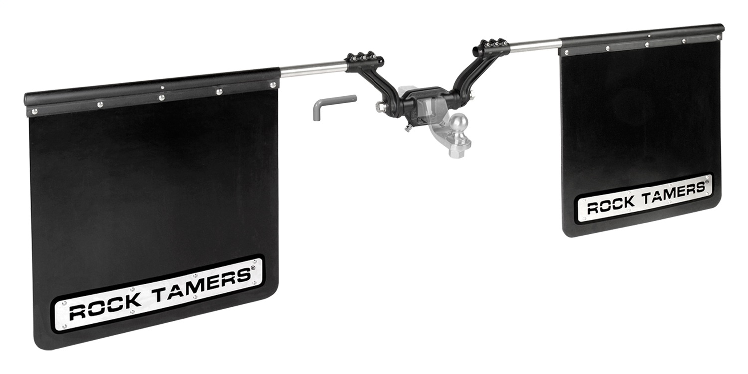 Rock Tamers 00112 Rock Tamers Mudflap Systems