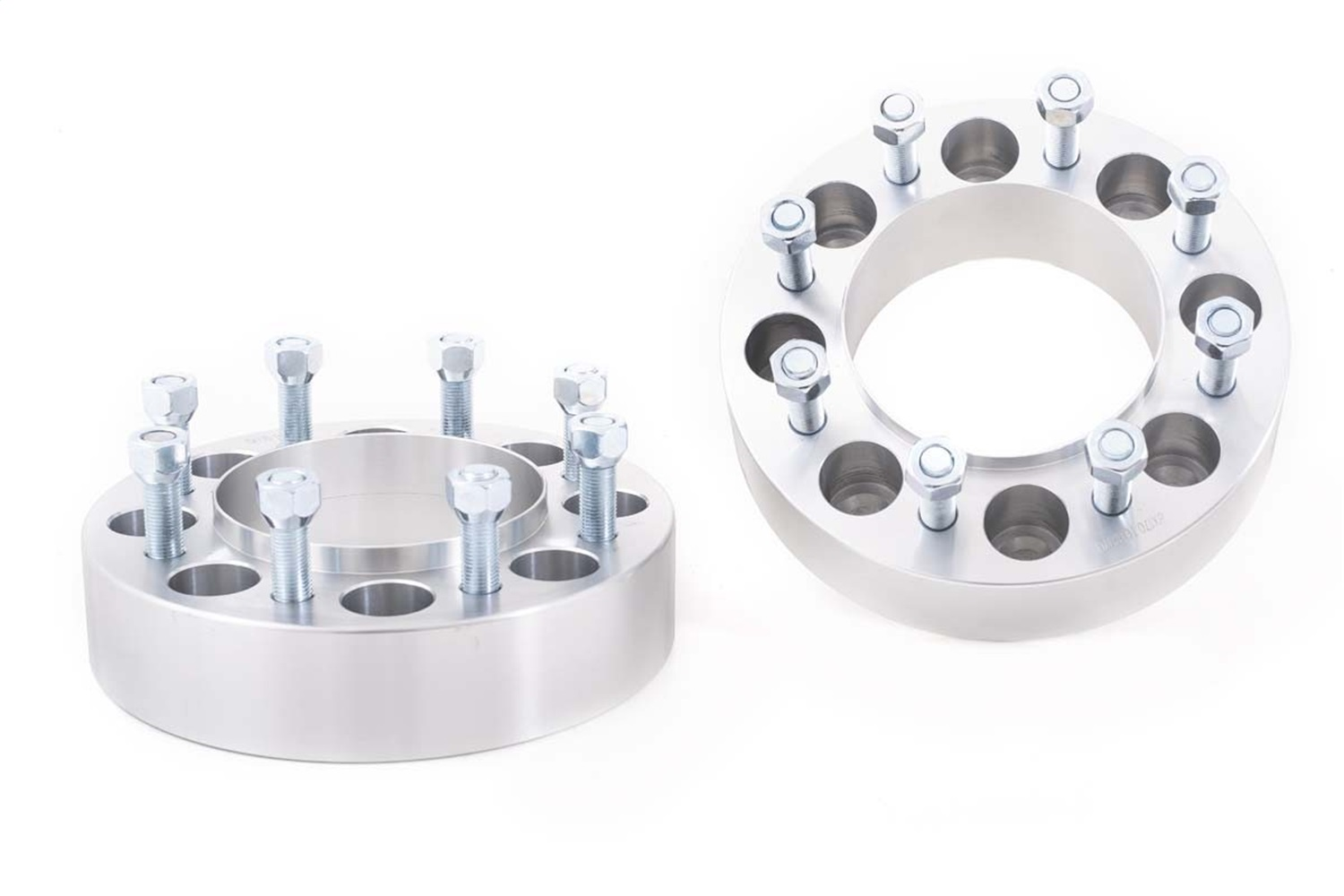 Rough Country 1094 2-inch Wheel Spacer Pair (8-by-170-mm Bolt Pattern)