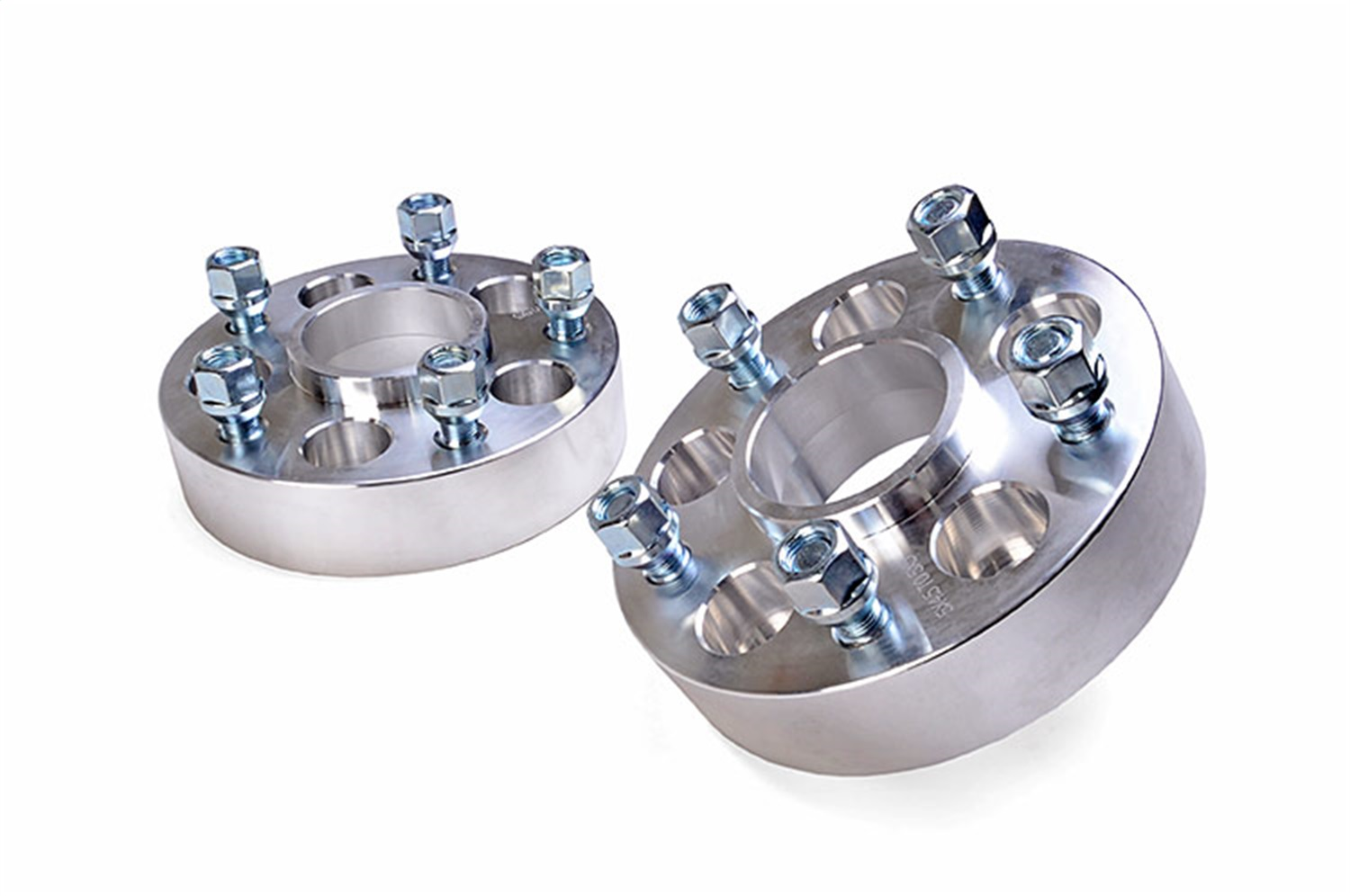 Rough Country 1092 1.5-inch Wheel Spacer Adapter Pair