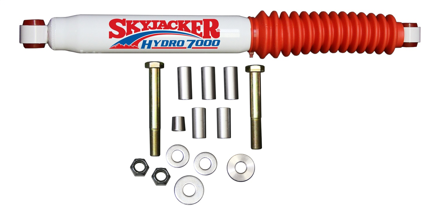 Skyjacker 7017 Steering Stabilizer HD  Kit Fits 94-01 Ram 1500 Ram 2500 Ram 3500
