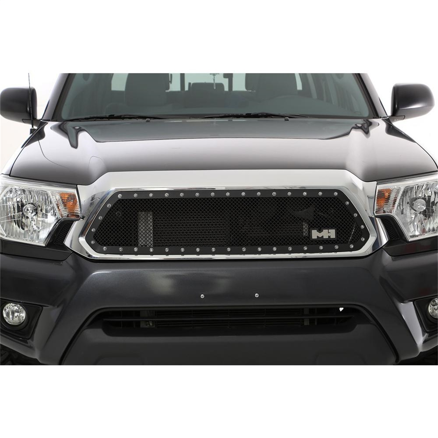 Smittybilt 615845 M1 Wire Mesh Grille Fits 16-19 Tacoma