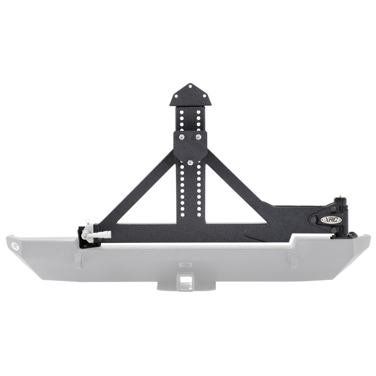 SmittyBilt 76654 XRC Tire Carrier