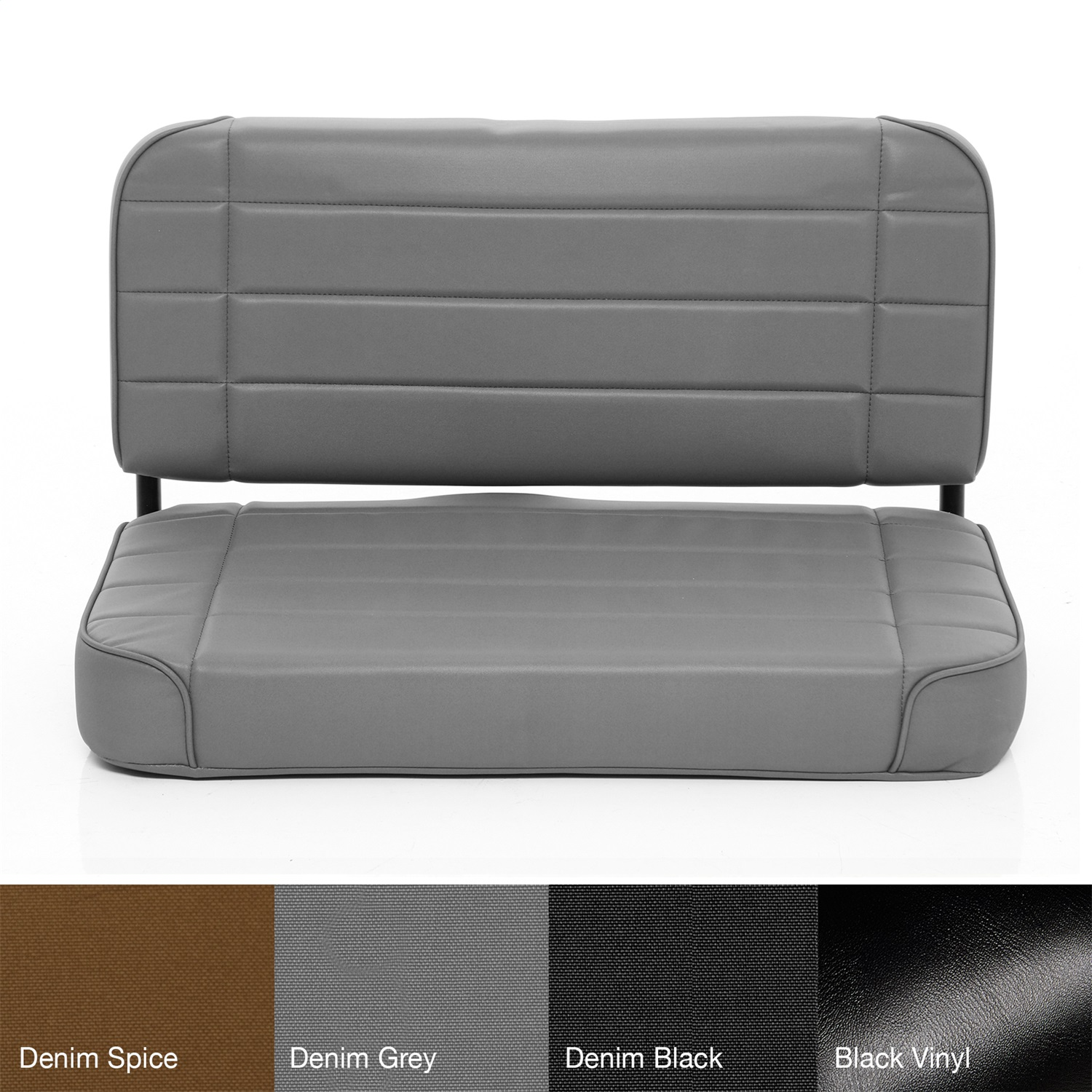 Smittybilt Standard Rear Seat Jeep Wrangler Cj7 Scrambler Cj5 Cj6 Willys Sixity Sells The Best Name Brand Products And Accessories For Your Vehicle