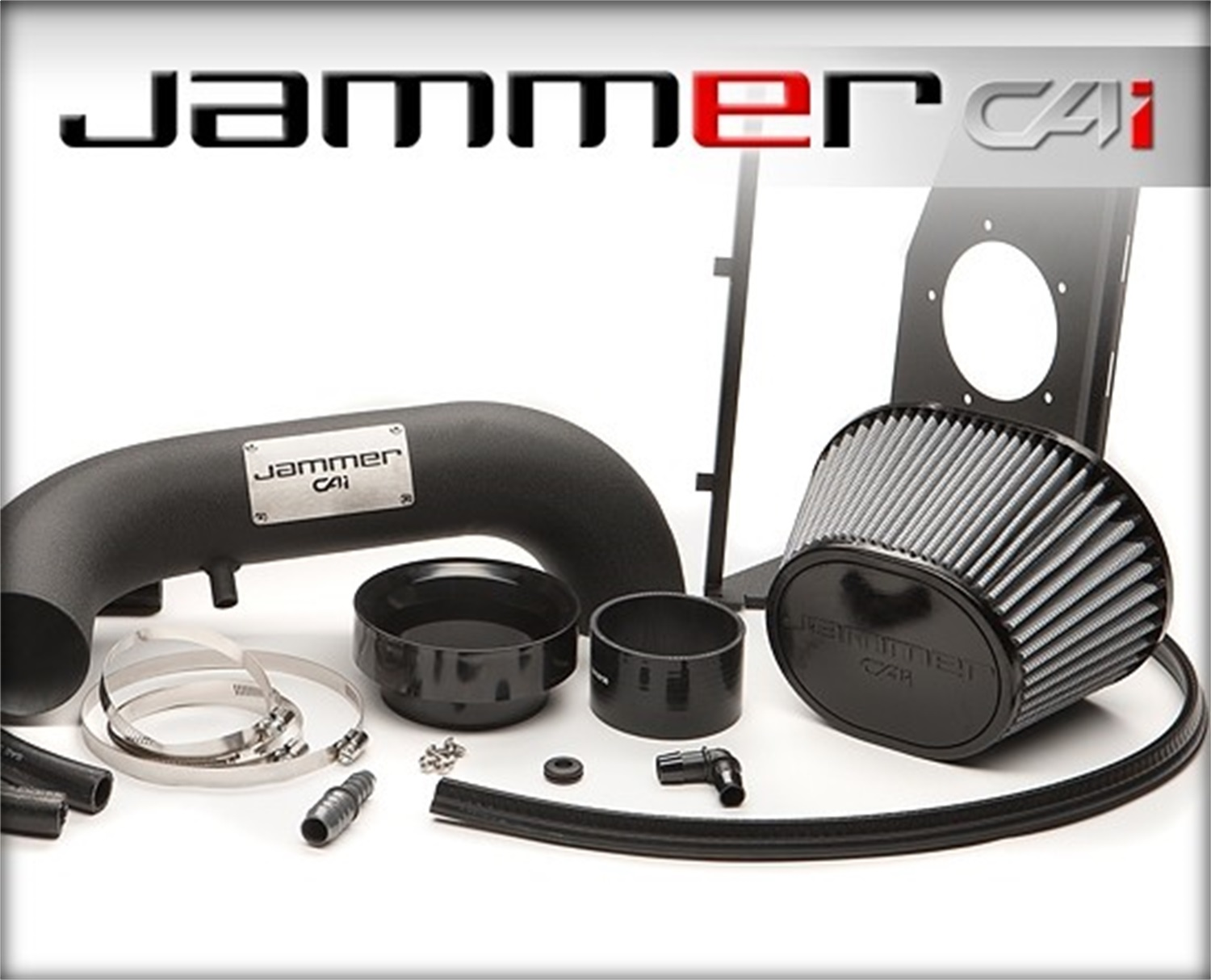 Stage 1 Powerpaq Kit, Incl. Flashpaq Tuner/Jammer Cold Air Intake