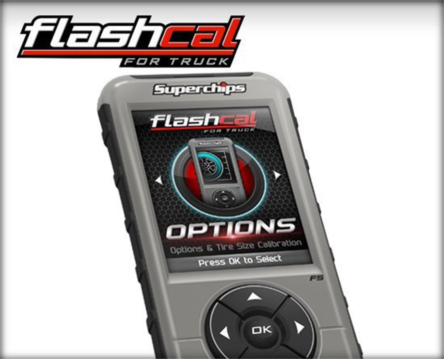 Flashcal F5 Programmer, Handheld Tuner