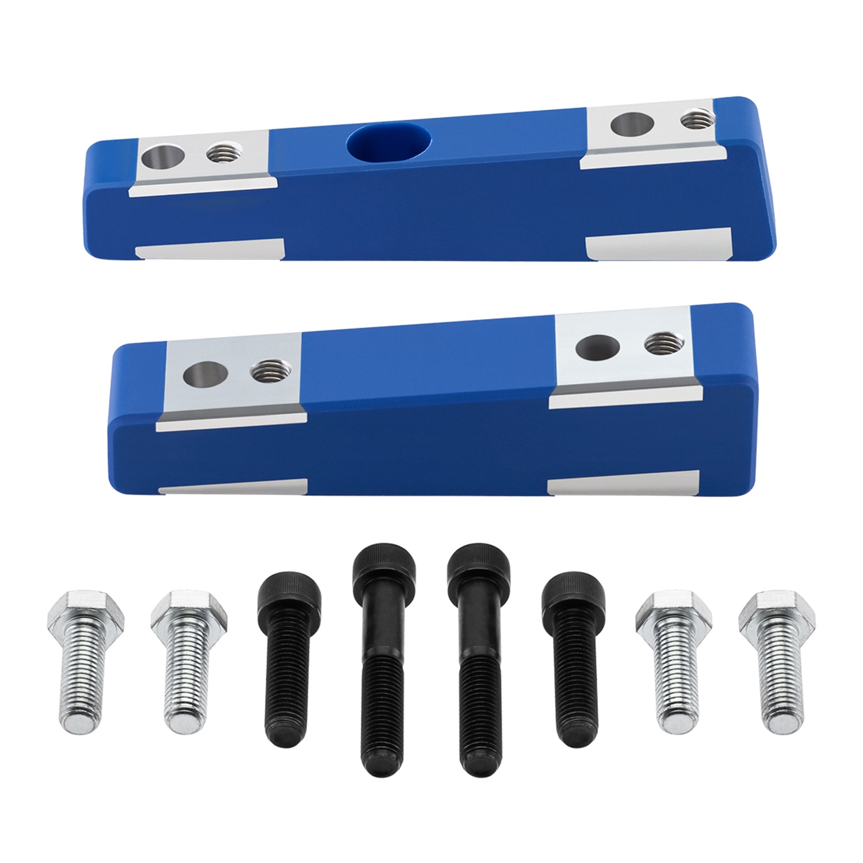 Supreme Suspensions CHSL07DIFDRP Differential Drop Kit Fits 07-17 Silverado 1500