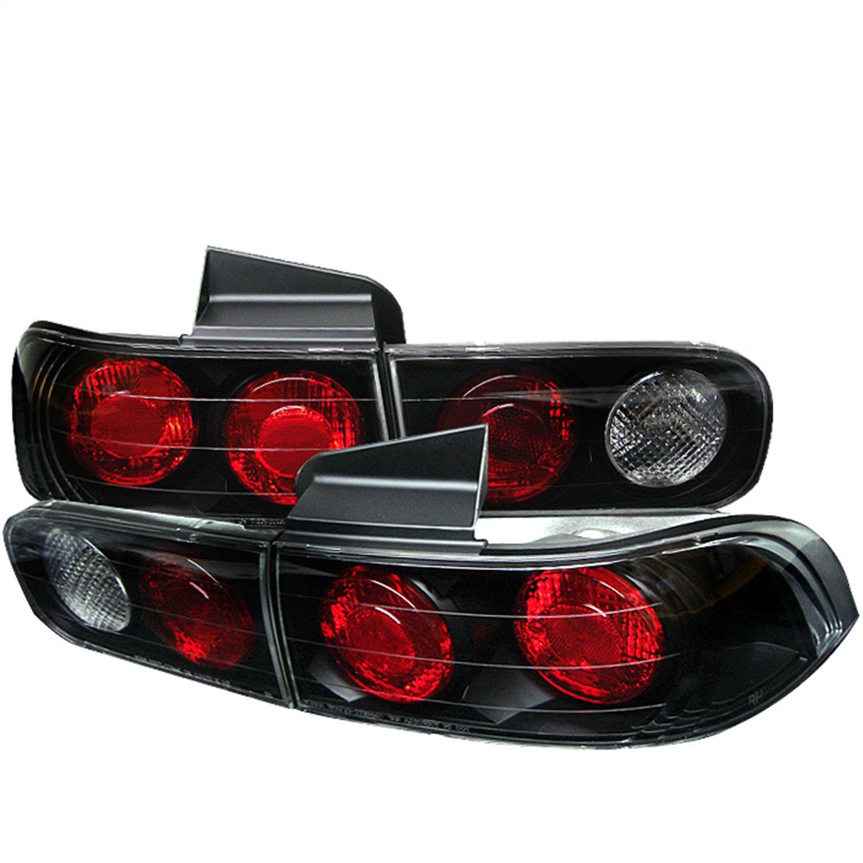 Spyder Auto 5000200 Euro Style Tail Lights Fits 94-01 Integra
