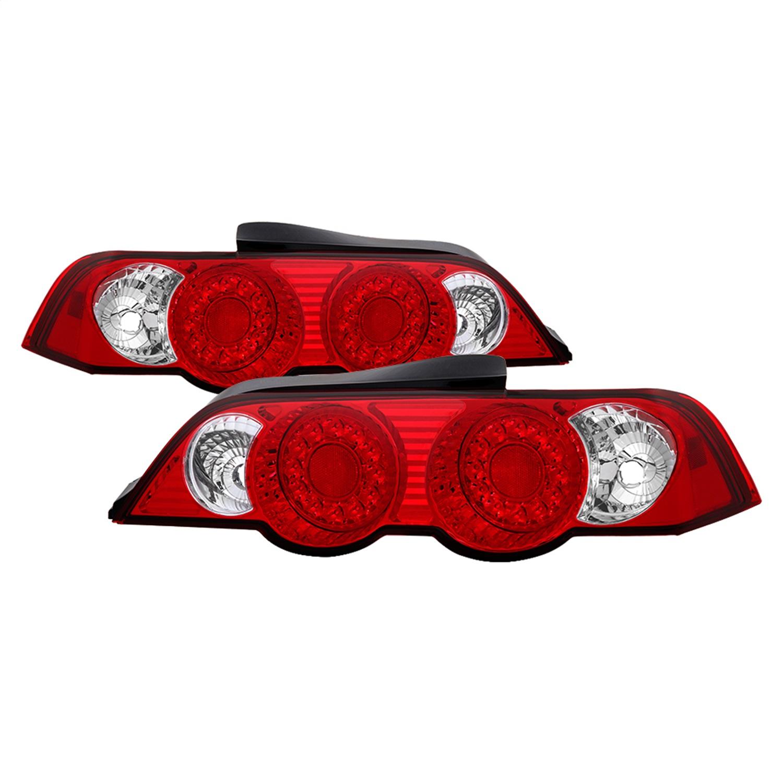 Spyder Auto 5000385 LED Tail Lights Fits 02-04 RSX