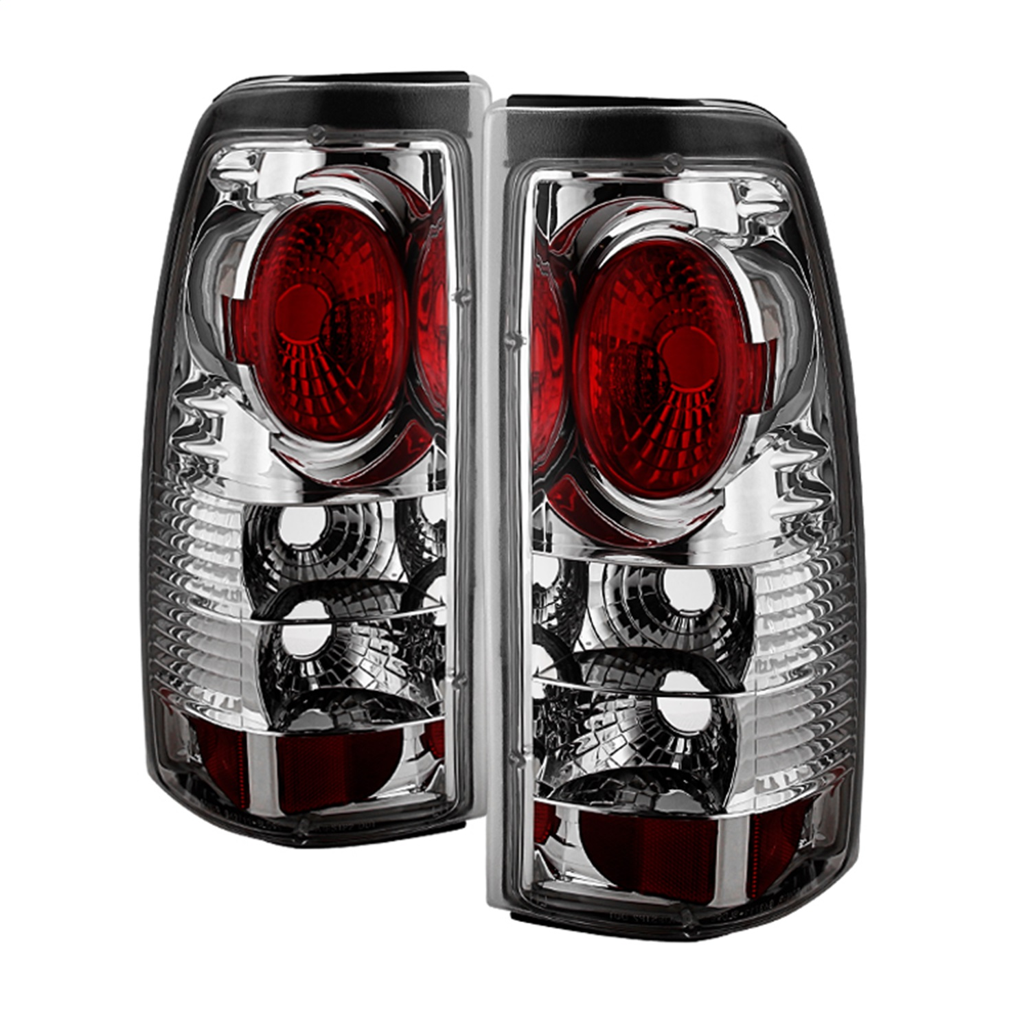 Spyder Auto 5008053 Euro Style Tail Lights Fits 95-98 Tercel