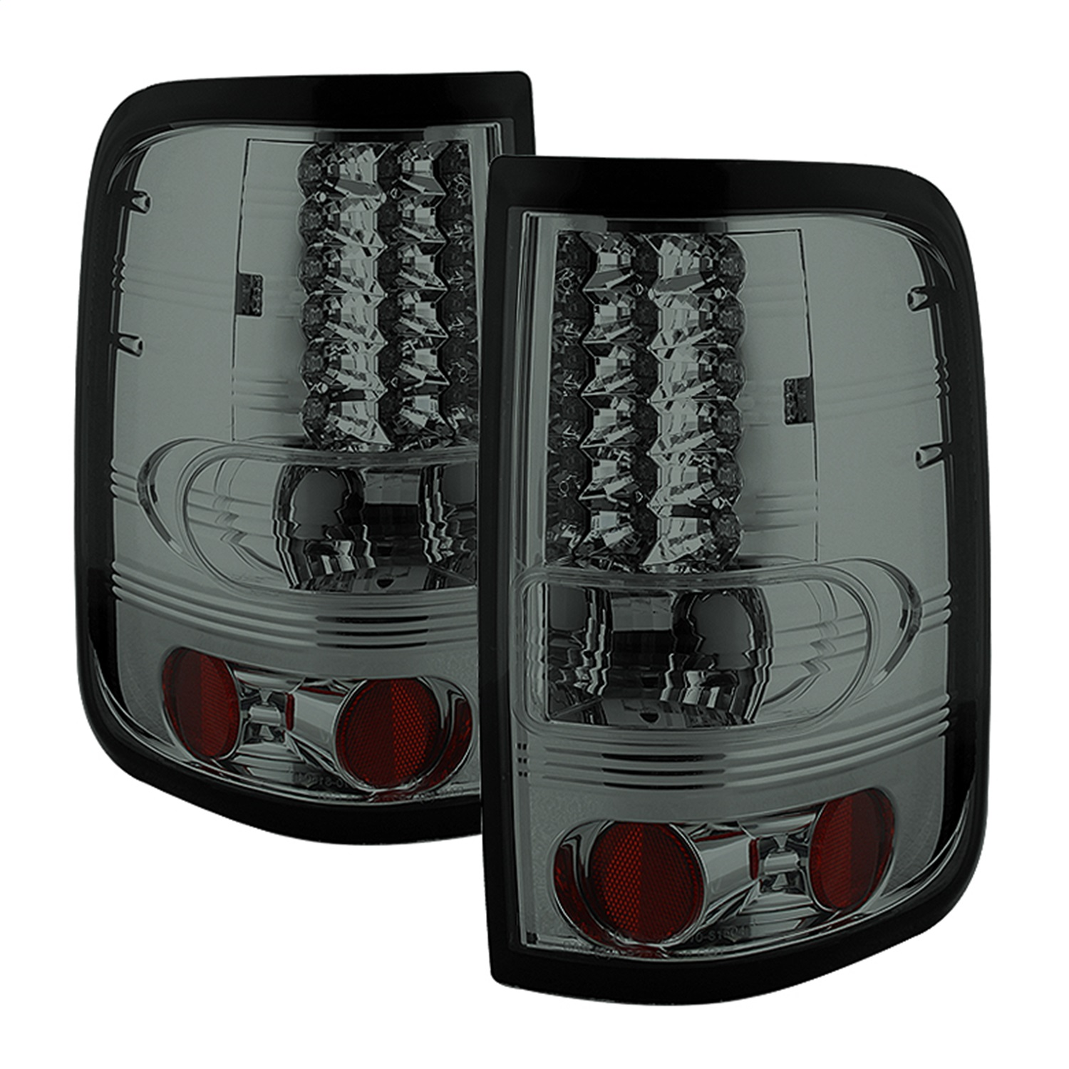 Spyder Auto 5003287 LED Tail Lights Fits 04-08 F-150