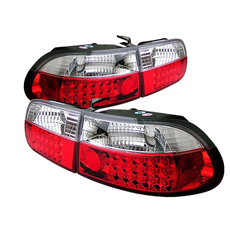 Spyder Auto 5004741 LED Tail Lights Fits 92-95 Civic