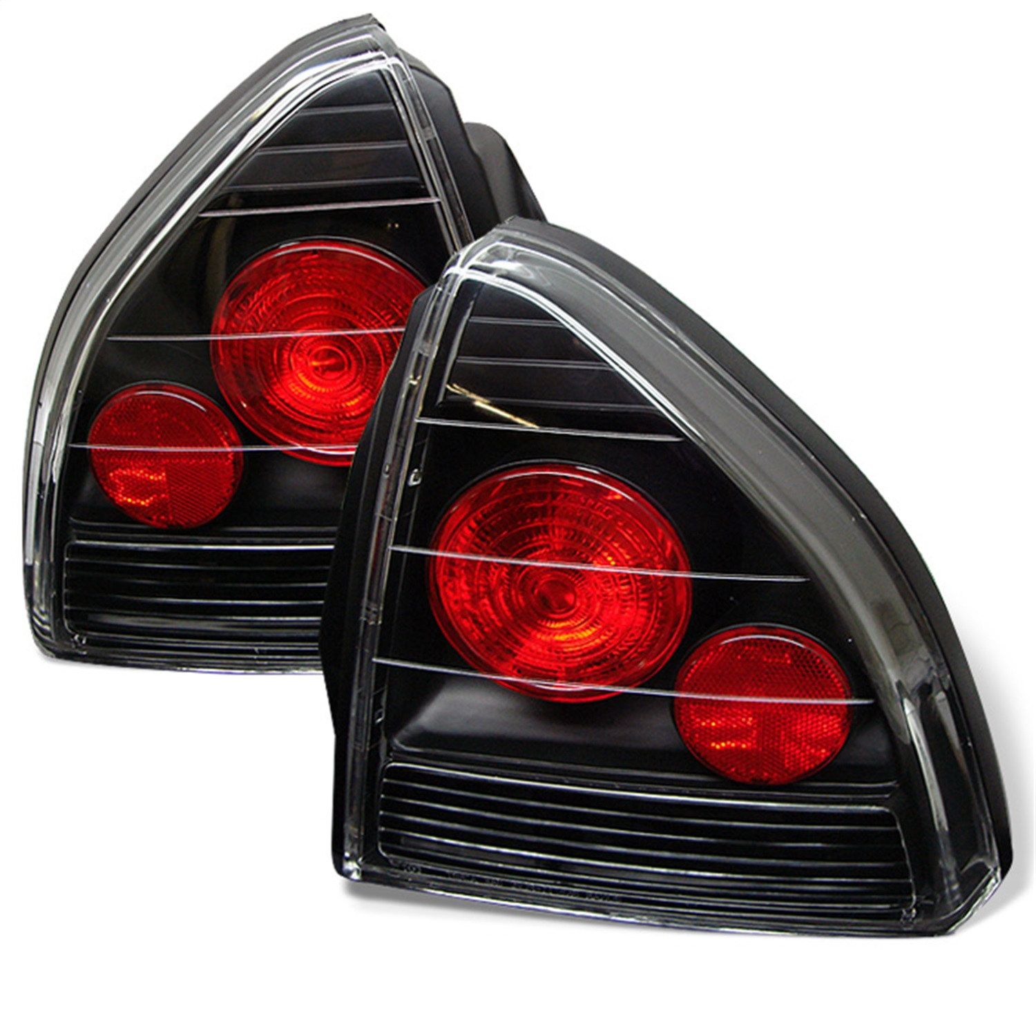 Spyder Auto 5005229 Euro Style Tail Lights Fits 92-96 Prelude