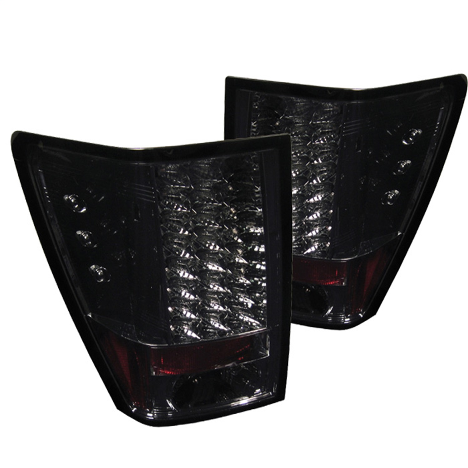 Spyder Auto 5005557 LED Tail Lights Fits 05-06 Grand Cherokee