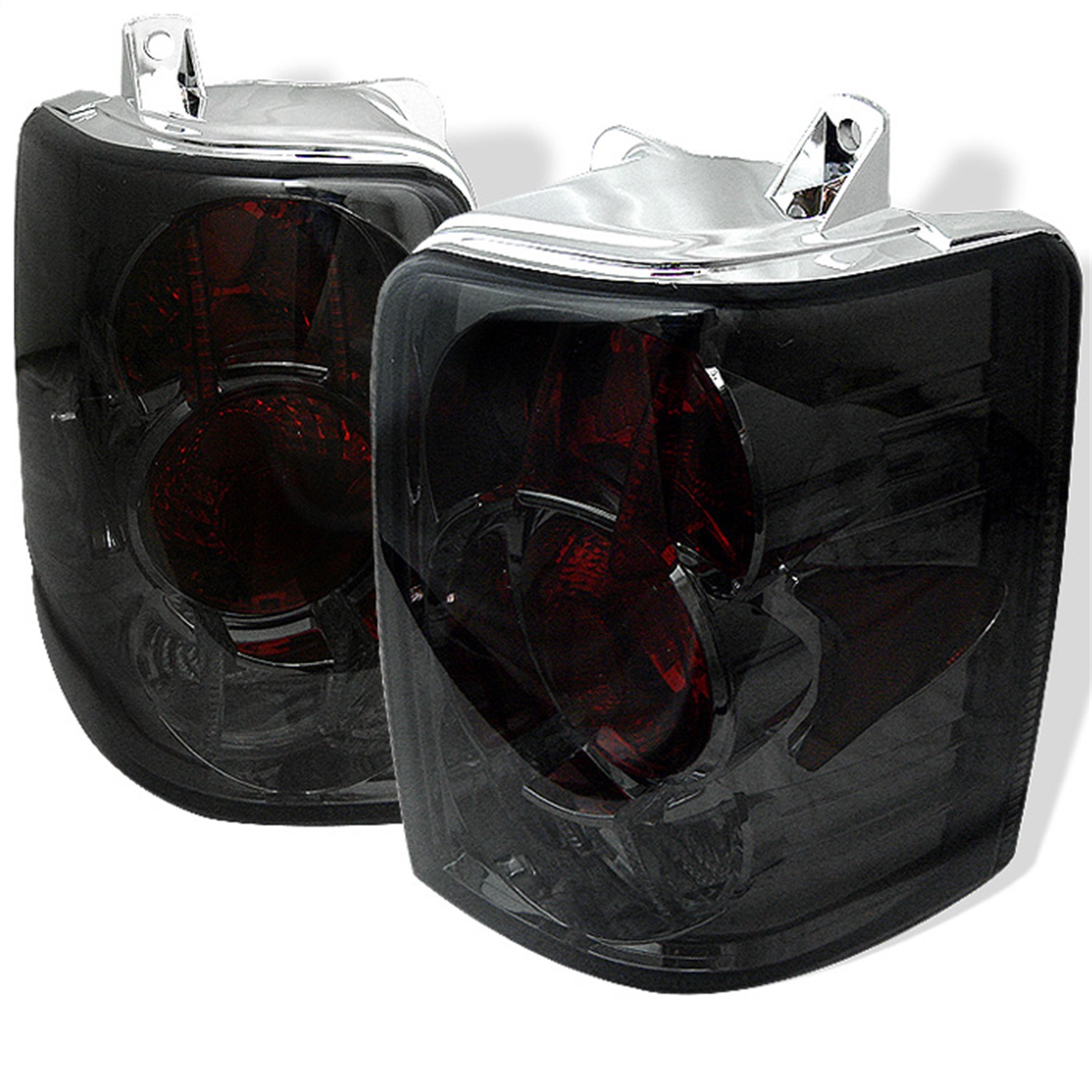 Spyder Auto 5005618 Euro Style Tail Lights Fits 93-98 Grand Cherokee