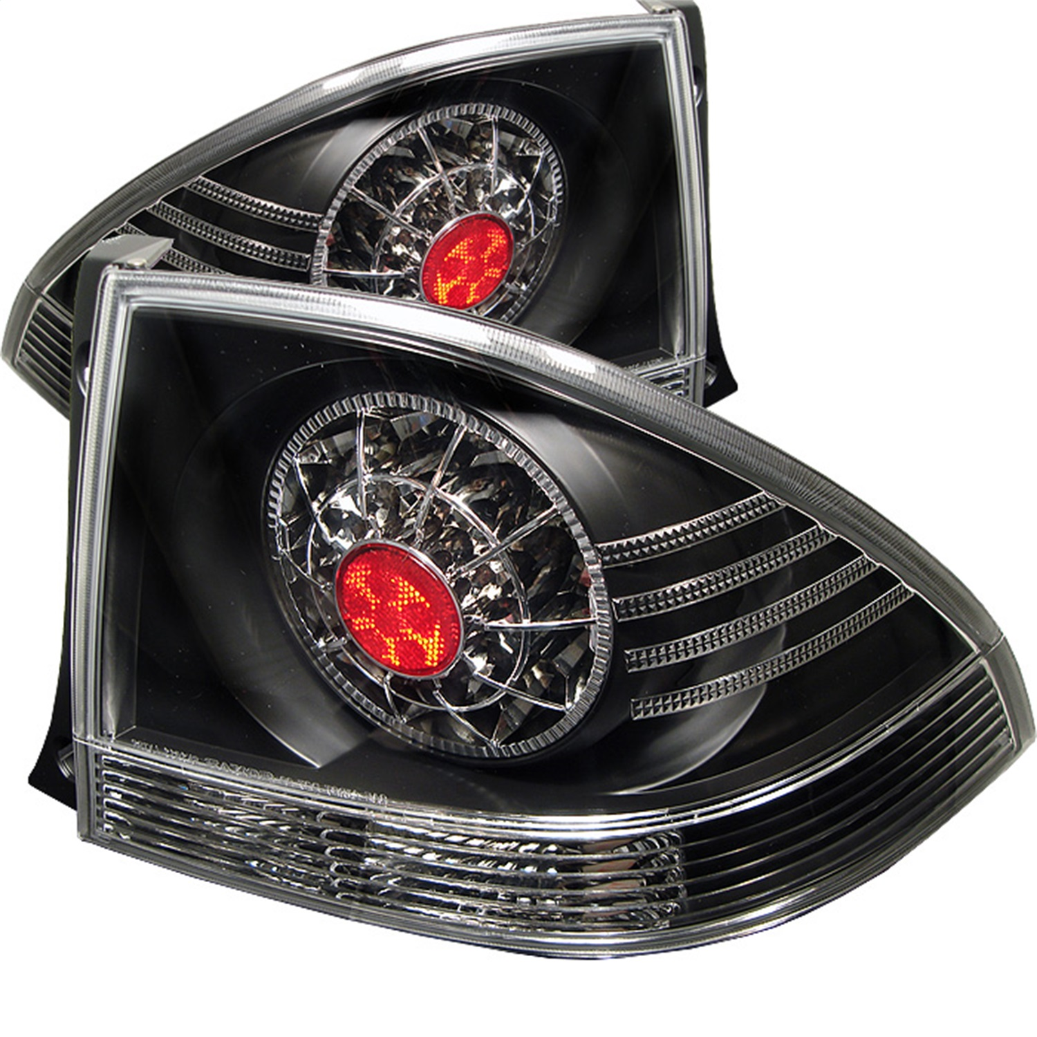 Spyder Auto 5005809 LED Tail Lights Fits 01-05 IS300
