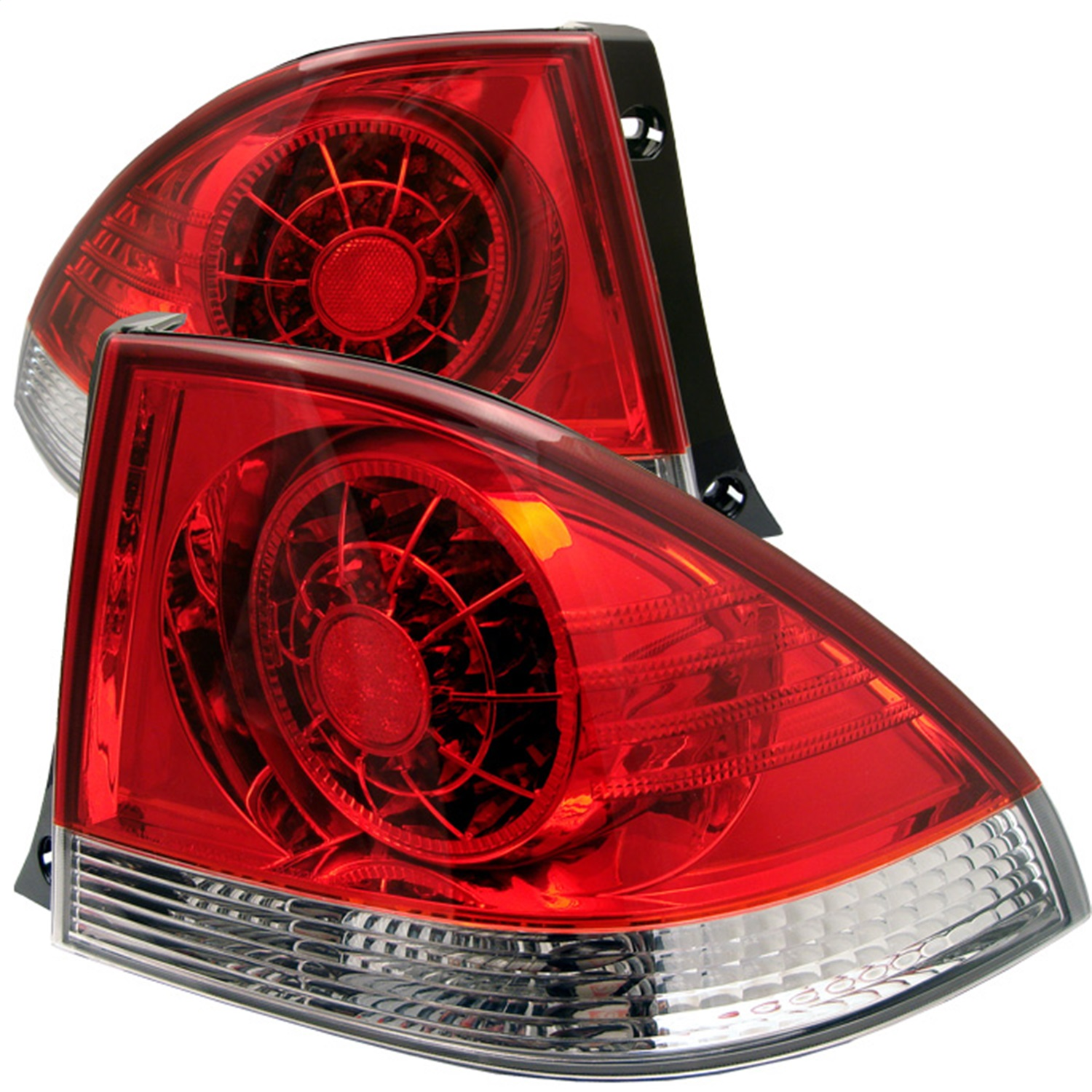 Spyder Auto 5005823 LED Tail Lights Fits 01-03 IS300
