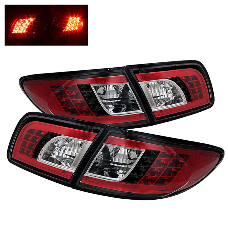 Spyder Auto 5006066 LED Tail Lights Fits 03-08 6