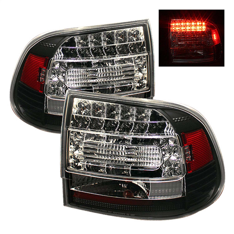 Spyder Auto 5007063 LED Tail Lights Fits 03-06 Cayenne