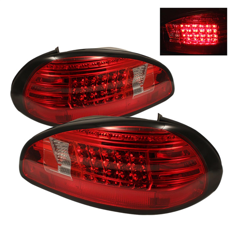 Spyder Auto 5007162 LED Tail Lights Fits 97-03 Grand Prix
