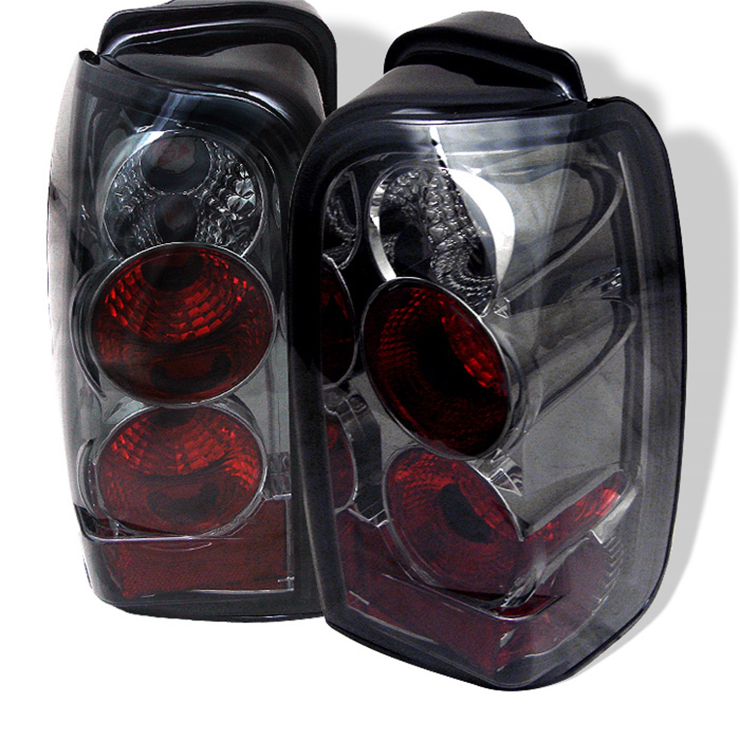 Spyder Auto 5007315 Euro Style Tail Lights Fits 96-02 4Runner