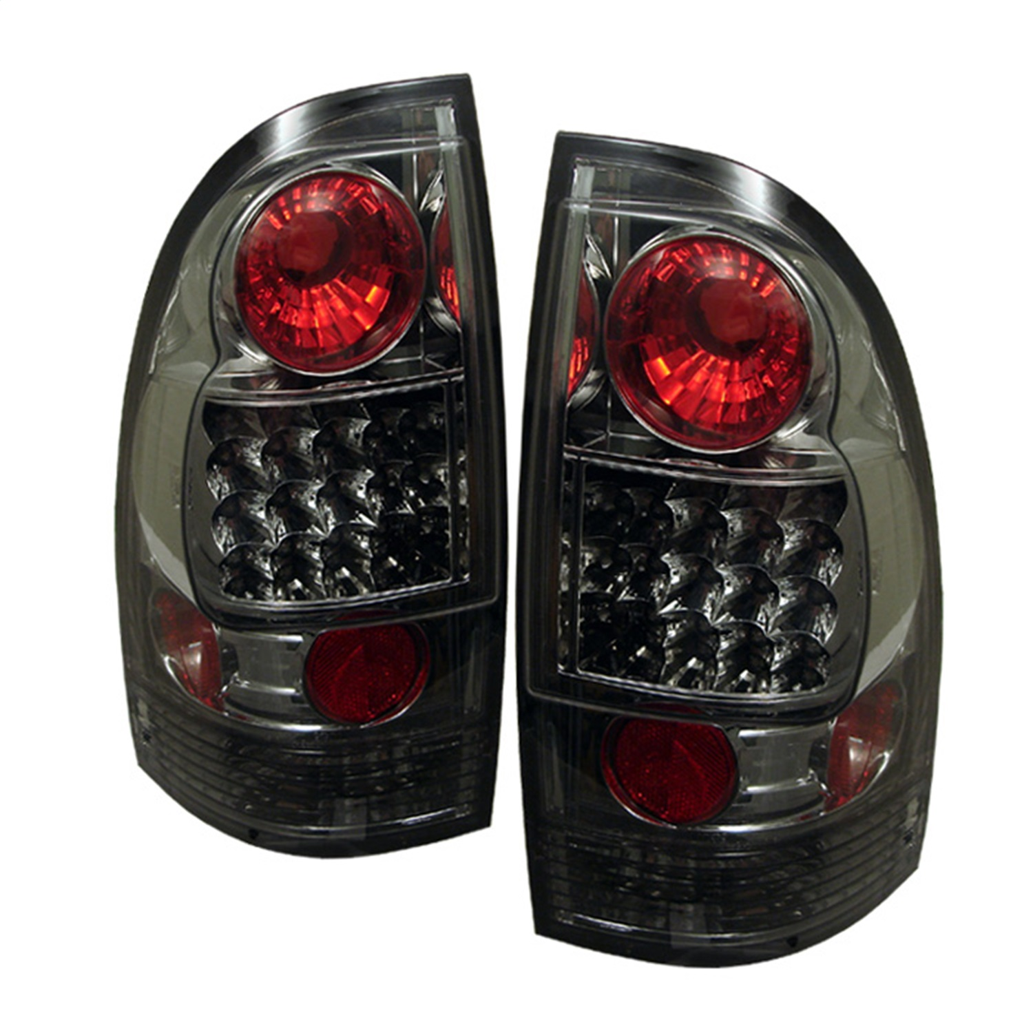 Spyder Auto 5007957 LED Tail Lights Fits 05-15 Tacoma