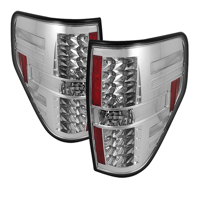 Spyder Auto 5008404 LED Tail Lights Fits 09-14 F-150
